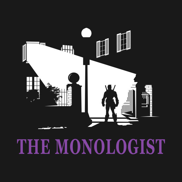 The Monologist T-Shirt