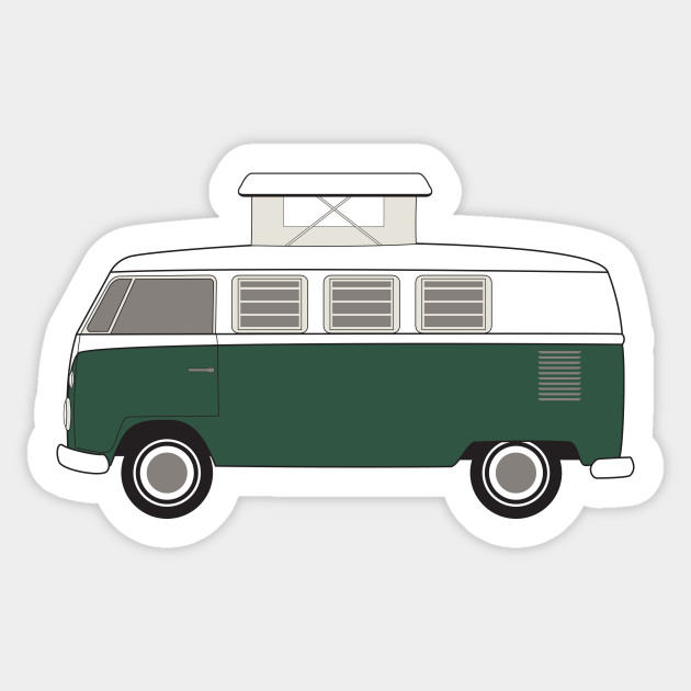 Retro Vw Bus
