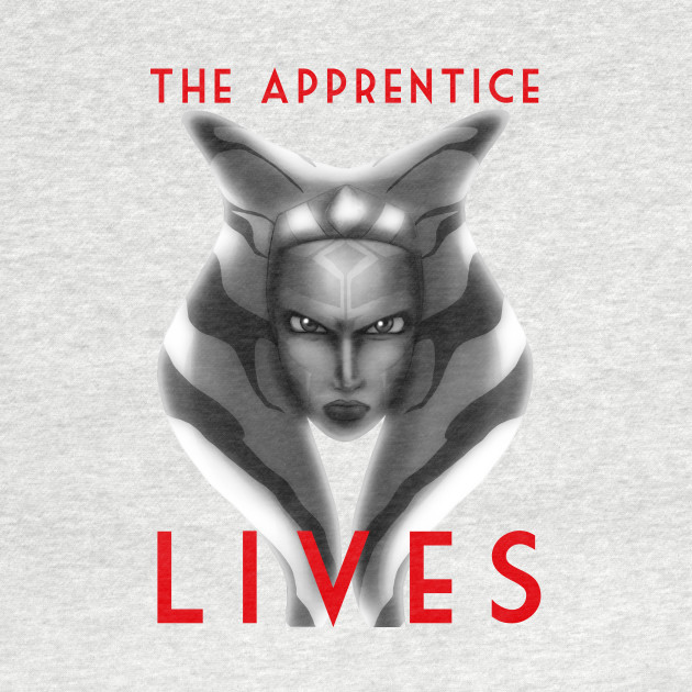 The apprentice lives!