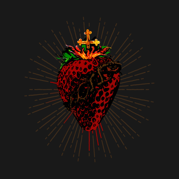 Sacred Strawberry