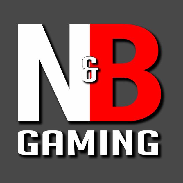 N&B Gaming Square Logo Merchandise