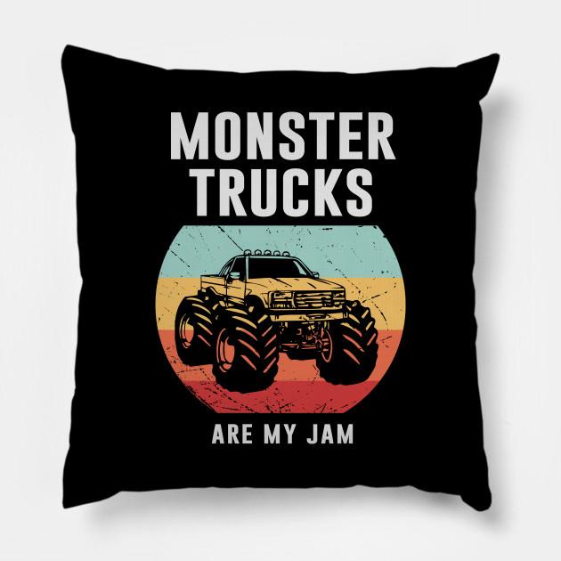 Monster Trucks Are My Jam