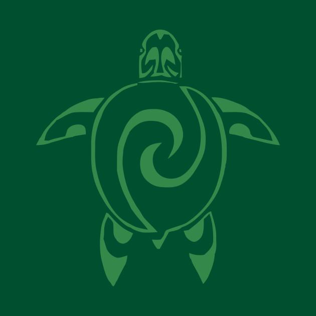 Ethnic Tribal Turtle Shell Tortoise Shell Design