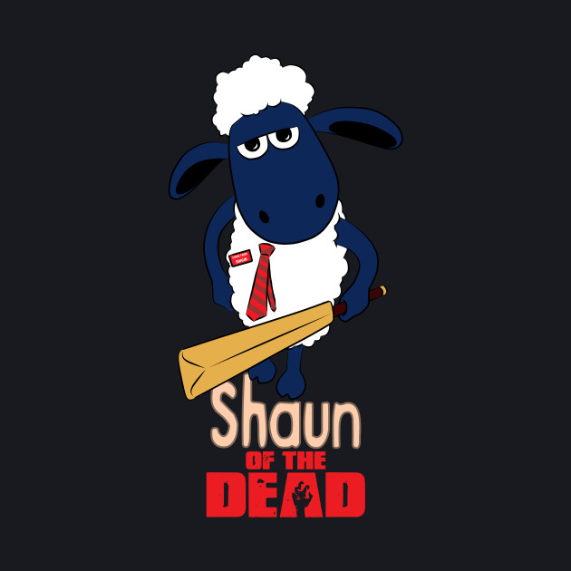 Shaun The Dead Sheep