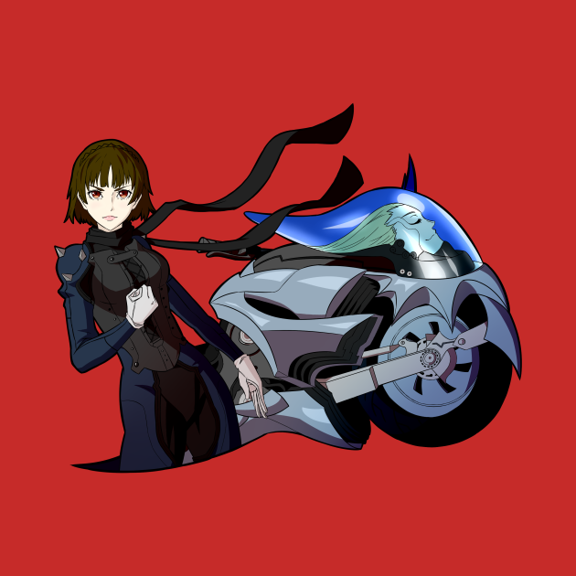 Makoto Niijima - Persona 5