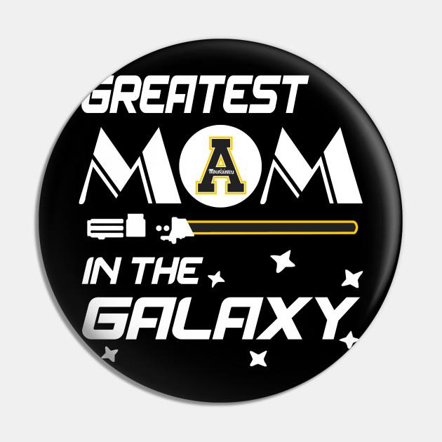 Logo Appalachian State Pin