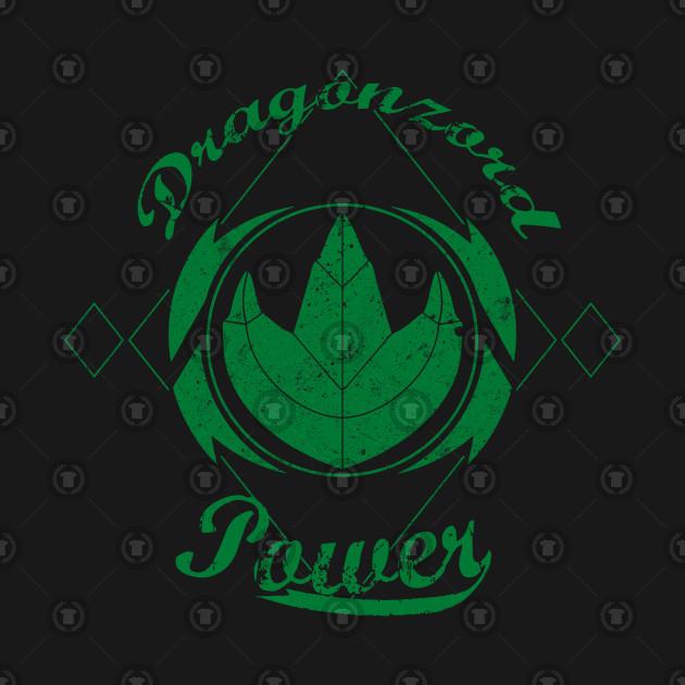 Dragonzord Power