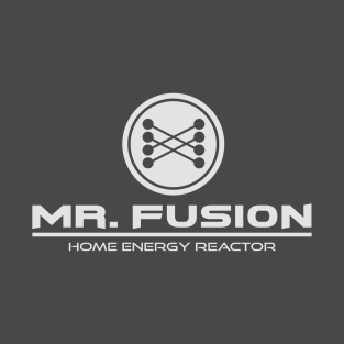 Mr. Fusion t-shirts
