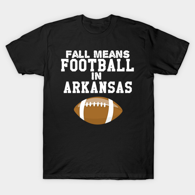 Fall Means Football IN Arkansas