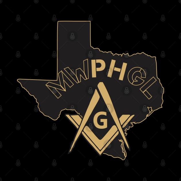 MWPHGLTX - Black & Gold