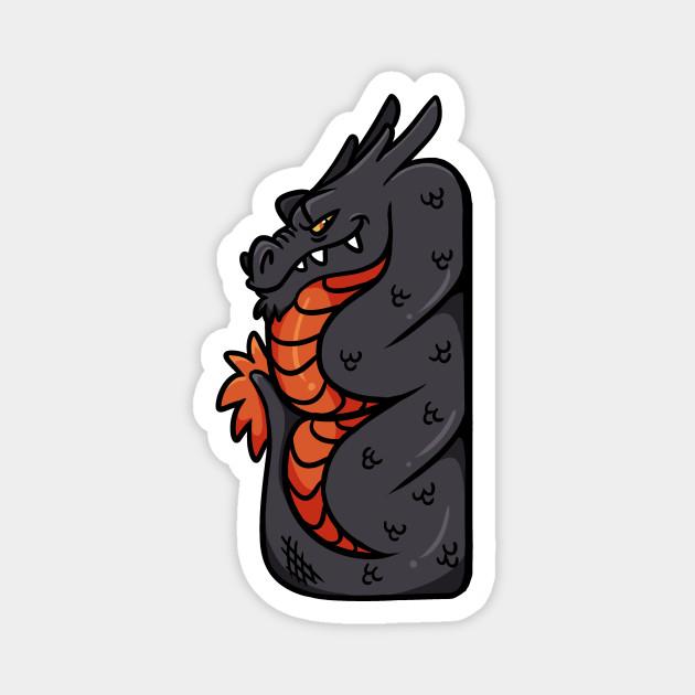 Black Dragon Totem
