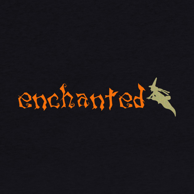 Enchanted Witch Fun Halloween