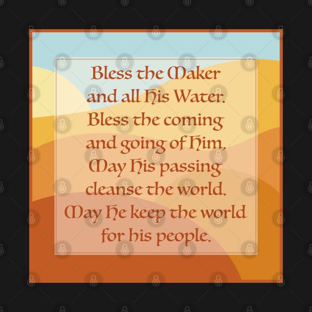 Bless the Maker