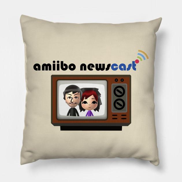 Amiibo Newscast Shirt