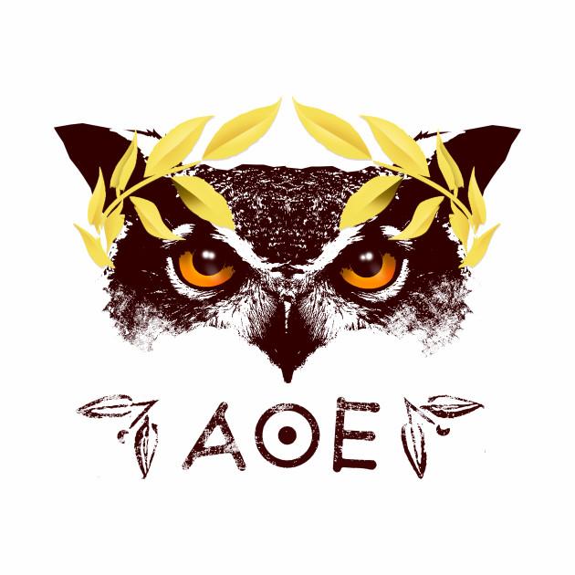 Athena's Owl II
