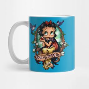 Betty Boop Mugs | TeePublic