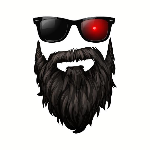 The Bearded Geeks Podcast Logo