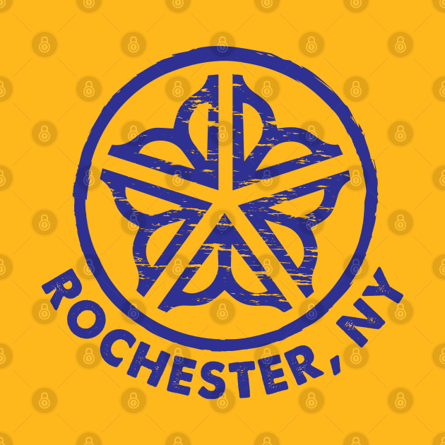 Officially Licensed Rochester Circle Logo