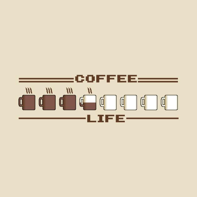 Coffee Life Remaining