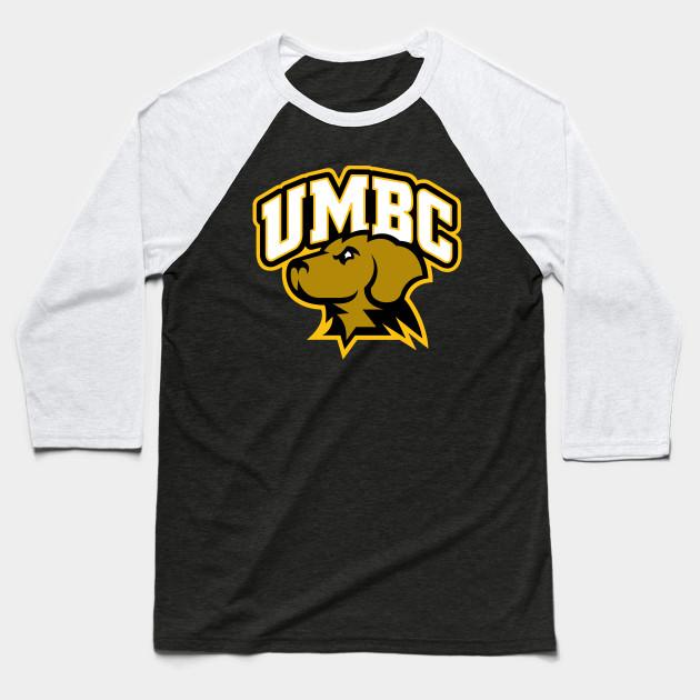 53a93443 UMBC Basketball - Umbc - Baseball T-Shirt   TeePublic