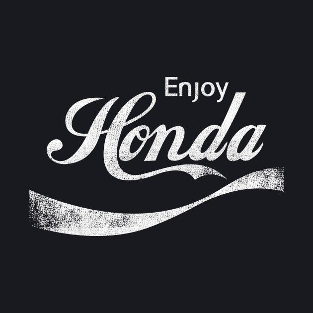 Enjoy Honda Cola Parody