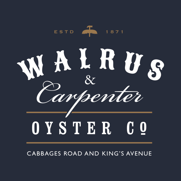 Walrus and Carpenter Oyster Company