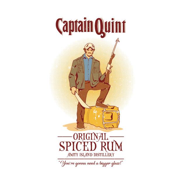 Captain Quint Spiced Rum