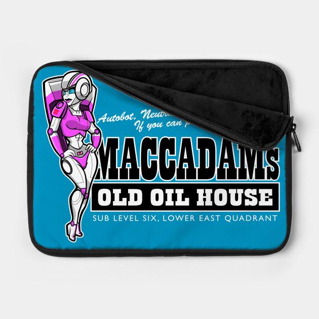 Maccadam's Old Oil House