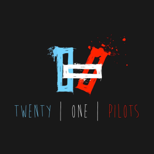 Kitchen Sink Twenty One Pilots Logo twenty one pilots t-shirts | teepublic
