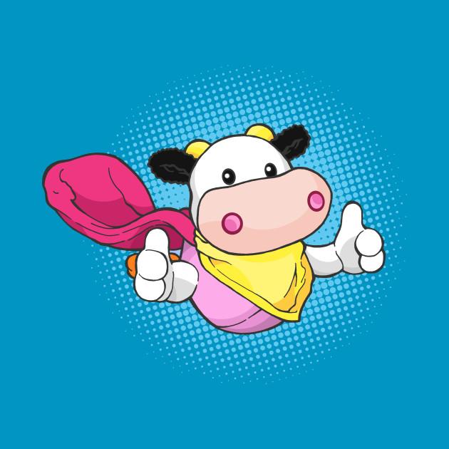 The Fantastic Cow strikes again!