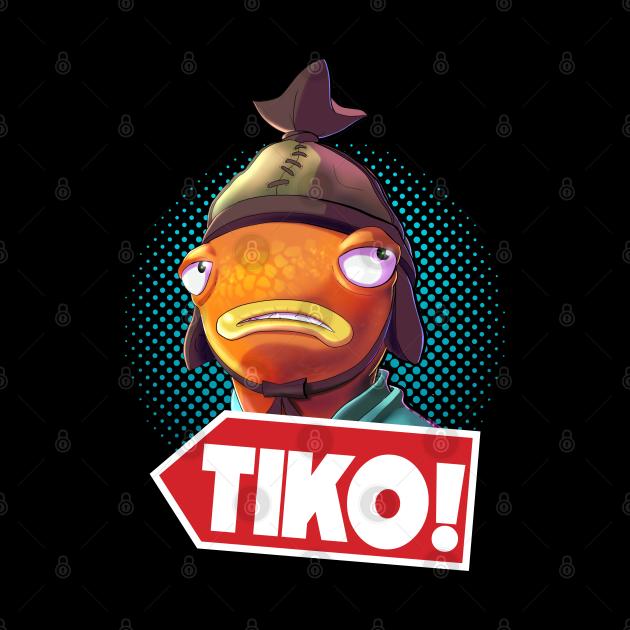 Tiko Fishnubs