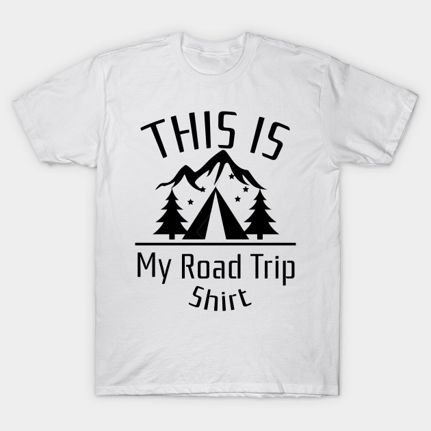 f2c042ca5 Road Trip Vintage Family Friends Vacation Gift - Vacation - T-Shirt ...