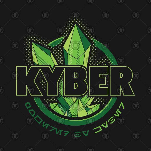 Powered by KYBER - green