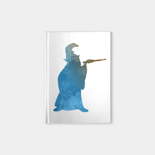 Wizard Inspired Silhouette
