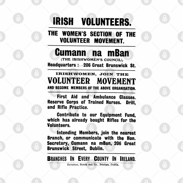 Cumann na mBan / The Women's Council
