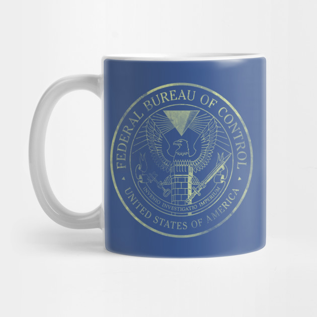 Federal Bureau of Control