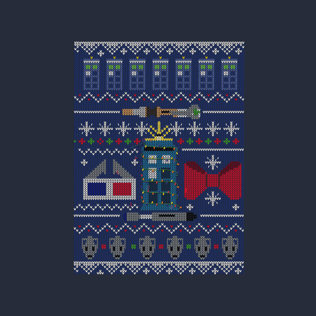 Who Christmas Sweater