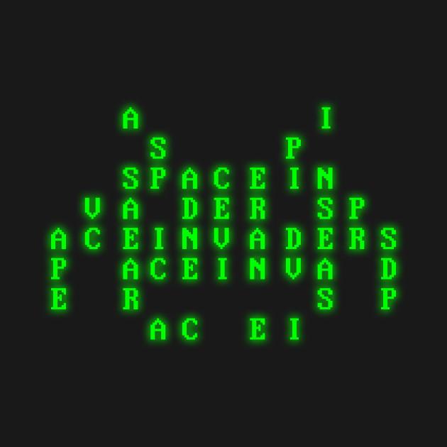 Text Invader