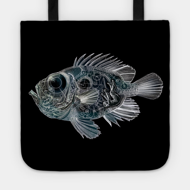 Steampunk Jonah Fish