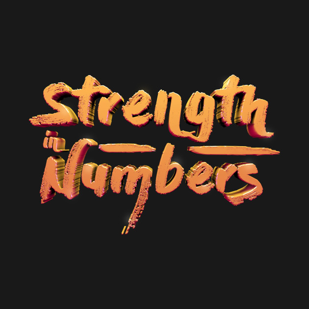 Strength In Numbers 3D