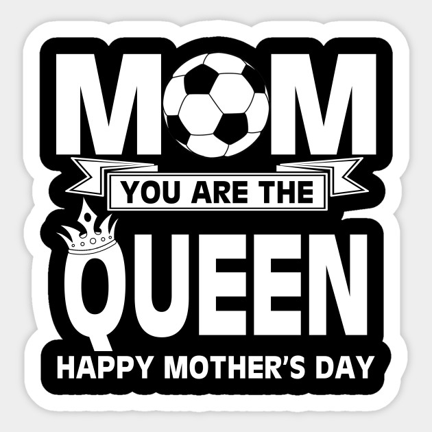 Football Mom You Are The Queen Tee by hoaem74