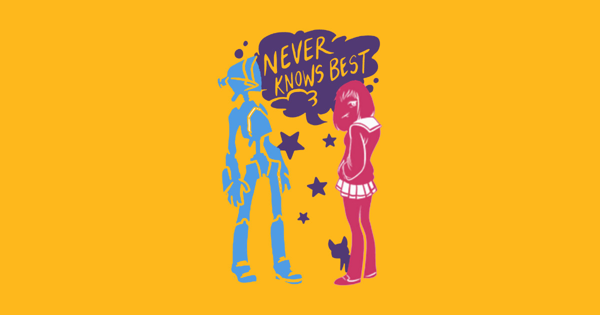 Never Knows Best Best Selling T Shirt Teepublic