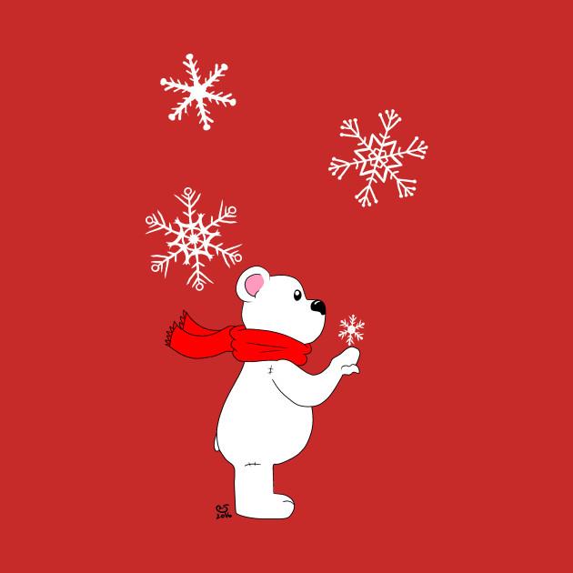 Snowflake and Polar Bear