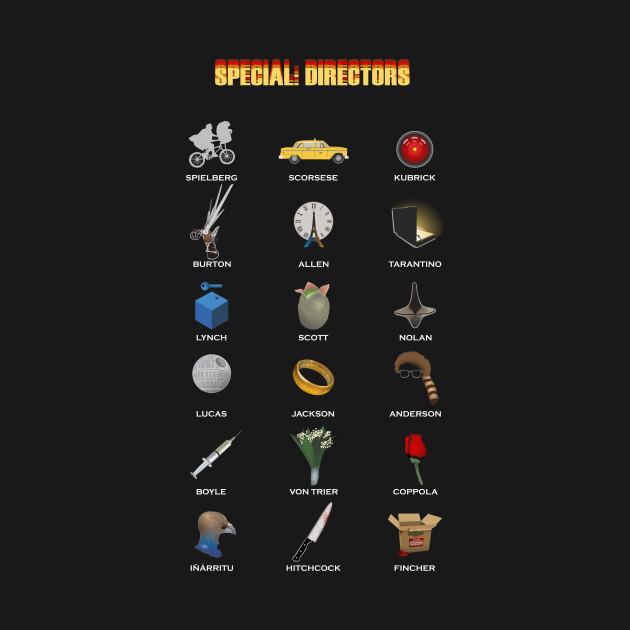 special directors - special movies