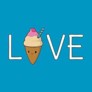 Cute Ice Cream Cone T Shirts Teepublic
