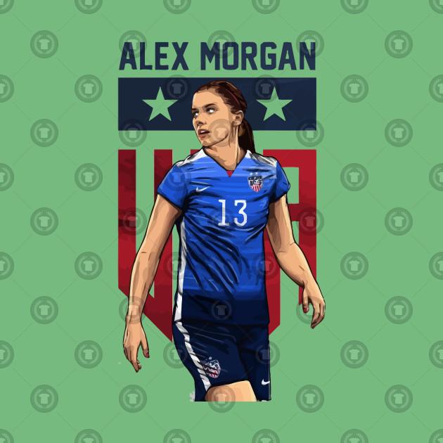 meet e2cd7 85a24 alex morgan usa flag