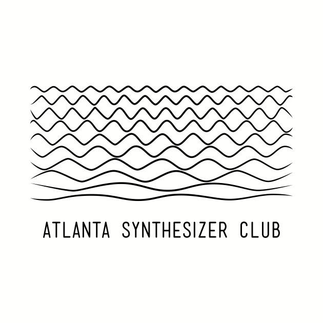 Atlanta Synthesizer Club FFT black
