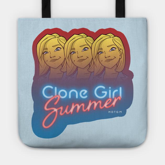 Clone Girl Summer