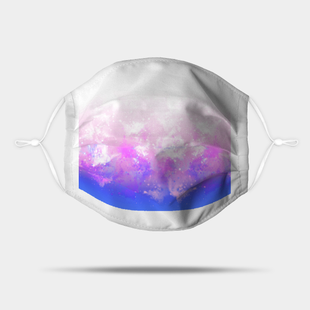 Pink Purple Gradient Space Texture