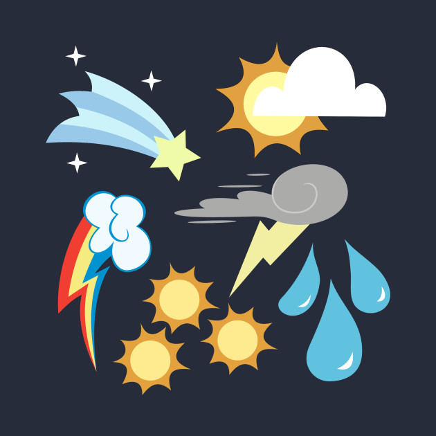 My little Pony - Weather Team Cutie Mark Special
